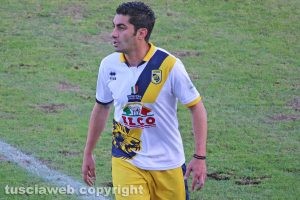 Sport - Calcio - Viterbese - Marco Mallus
