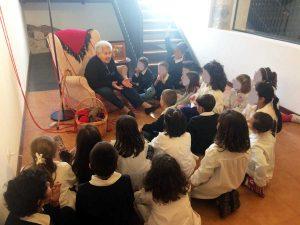 Tarquinia - Nonni e nonne protagonisti a Pagine a Colori