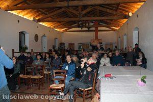 Tarquinia - L'assemblea pubblica sulla trasversale