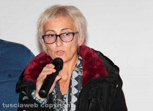 Tarquinia - Marzia Marzoli del Comitato per il diritto alla mobilità