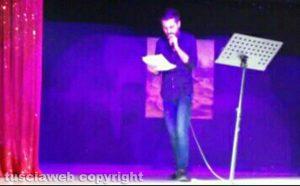Il poeta viterbese Emanuele Ramundo