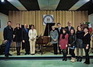 Caprarola - Inaugurazione del pianoforte