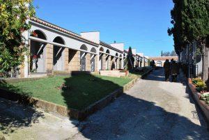 Tarquinia - Cimitero San Lorenzo