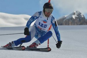 Sport - Sci - Federico Croci in azione