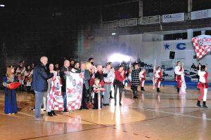 """Viterbo - La manifestazione """"Danzando per la vita a Natale"""""""