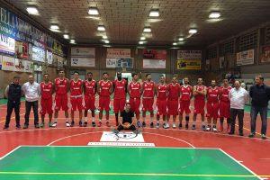 Sport - Pallacanestro - I ragazzi della Favl Viterbo