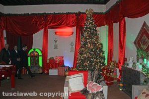 Viterbo - Caffeina Christmas Village - La casa di Babbo Natale