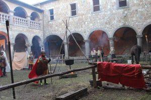 Il presepe vivente a Tuscania