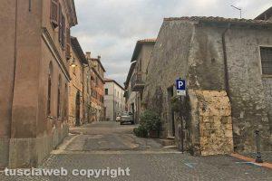 Tarquinia - Via Guglielmo Marconi