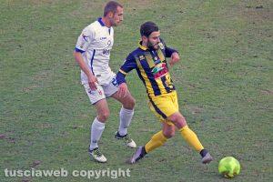 Sport - Calcio - Viterbese - Luca Belcastro