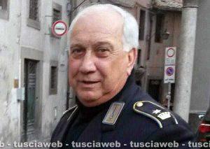 Il vigile urbano Carlo Marcoaldi