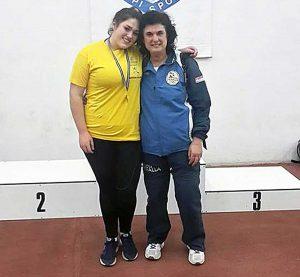 Sport - Atletica leggera - Atletica Vetralla - Sara Tonni