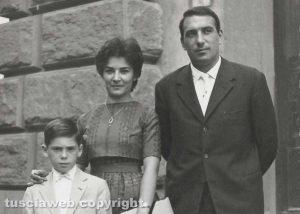Viterbo - La cresima di Cesare Scorsi