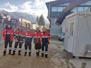 Associazione nazionale carabinieri protezione civile