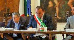 Vitorchiano - Il sindaco Ruggero Grassotti