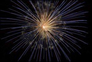 Capodanno - Fuochi d'artificio
