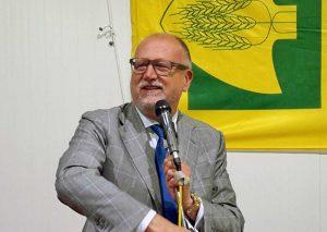 Il direttore regionale di Coldiretti Aldo Mattia