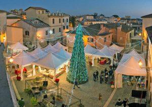 Montalto di Castro - Natale a piazza Matteotti