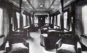 Viterbo - Roma Nord - La carrozza usata dal duce nel 1932
