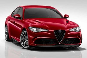 La nuova Alfa Romeo Giulia Quadrifoglio verde