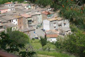 Bagnoregio - La frazione di Castel Cellesi