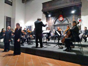 Caprarola - Il concerto di Capodanno