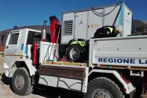 Tarquinia - La protezione civile