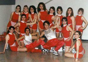 Asd Libertas Pilastro - Danza moderna 1992