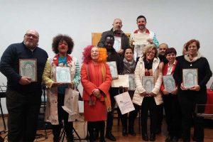 Viterbo - La consegna dei premi Maestro Fardo 2016