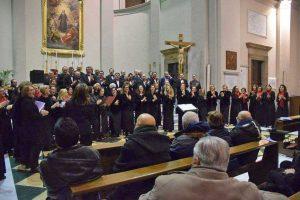"""Viterbo - Corale S. Giovanni in """"Una melodia per S. Rosa"""""""