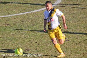 Sport - Calcio - Viterbese - Michel Cruciani