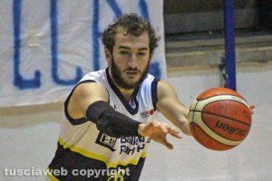 Sport - Pallacanestro - Stella azzurra - Giulio Cianci