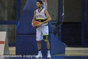 Sport - Pallacanestro - Stella azzurra - Riccardo Rovere