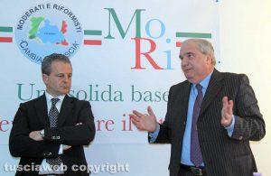 Stefano Bonori e Giuseppe Fioroni