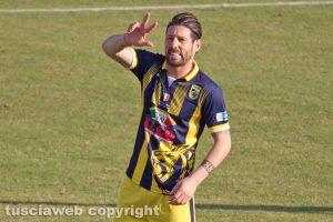 Sport - Calcio - Viterbese - Matias Cuffa