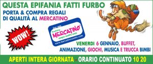 Mercatino usato Viterbo & Tuscia