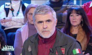 Gianluca Cannone alla Vita in diretta su Rai 1
