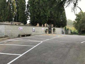 Il cimitero di Vitorchiano