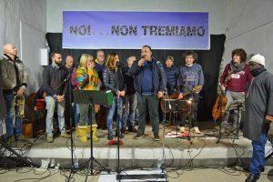 """Vitorchiano - Il concerto """"Noi non tremiamo"""""""