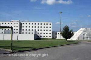Viterbo - Il carcere Mammagialla