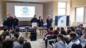 """Fabrica di Roma - Oscad e questura di Viterbo incontrano gli studenti del """"S. Giovanni Bosco"""""""