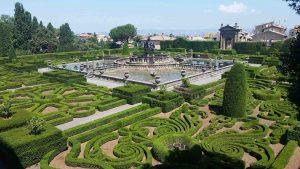 Bagnaia - I giardini di Villa Lante