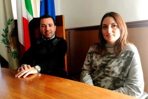 Montalto di Castro - Giovanni Corona e Silvia Nardi