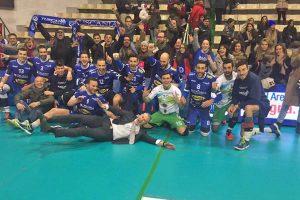Sport - Pallavolo - I ragazzi del Tuscania volley in festa