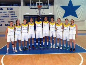 Sport - Basket - Le ragazze della Defensor