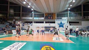 Sport - Volley - L'incontro Maury's Tuscania - Aurispa Alessano