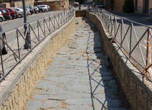 Tuscania - Via Clodia