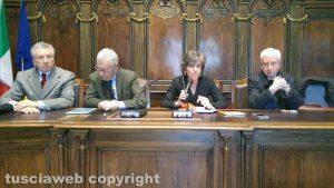 Viterbo - L'incontro sulle periferie a Palazzo dei Priori