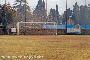 Sport - Calcio - Il campo sportivo di Villanova