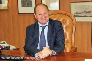 Viterbo - Il procuratore capo Paolo Auriemma